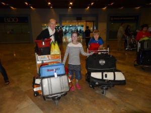 03:30h wir sind angekommen in den Philippinen...