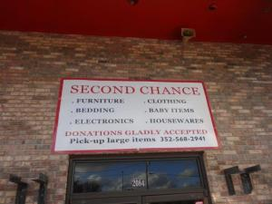 Second Chance Brocki...