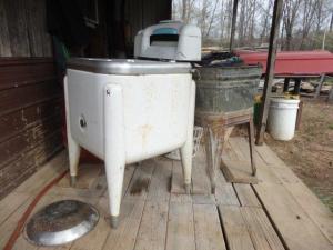 Ihre Waschmaschine...