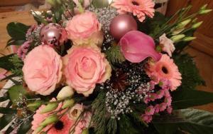 Blumen von meinem Liebsten...