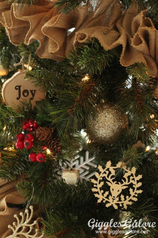 Christmas Ornaments Made Wood