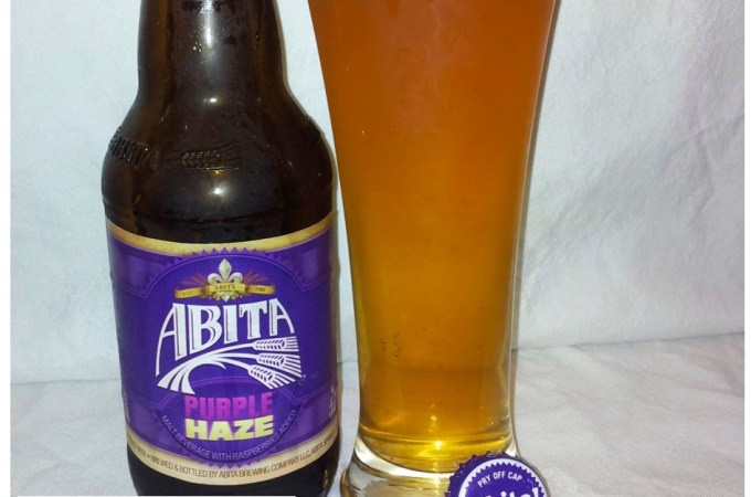 Malt Monday's Beer Review of the Week: Abita's Purple Haze