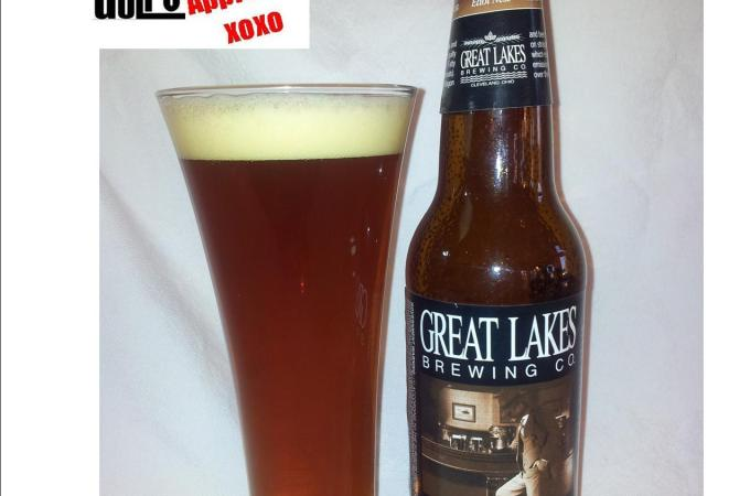 Malt Monday's Beer Review of the Week: Great Lakes Brewing Company's Eliot Ness