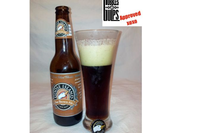 Malt Monday's Beer Review of the Week:  Goose Island Nut Brown Ale