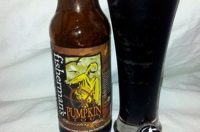 Malt Monday's Beer Review of the Week: Fisherman's Imperial Pumpkin Stout
