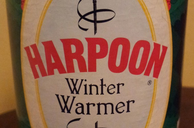 Malt Monday Beer Review of the Week:  Harpoon Winter Warmer