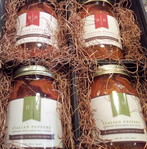 Rose Romano's Italian Gourmet Toppings