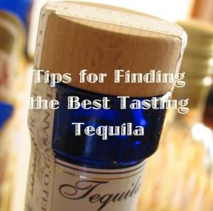 Best tasting tequila