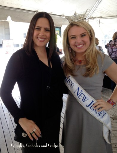 Miss New Jersey and me