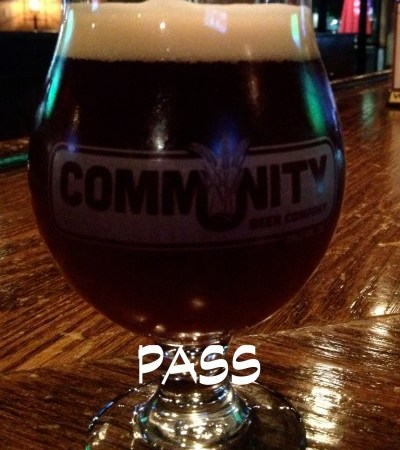 Malt Monday Beer Review of the Week: Community Inspiration Ale