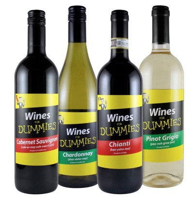wine for dummies wine
