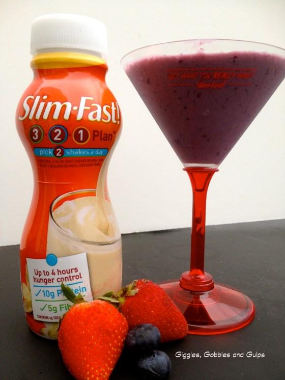 SlimFast Cocktails