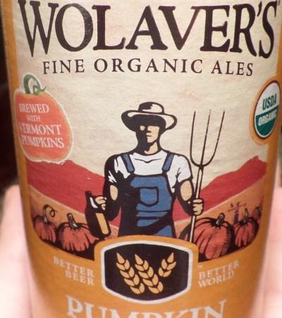 Malt Monday Beer of the Week: Pumpkin Beer Mixed Drink Using Wolaver's Organic Pumpkin Ale
