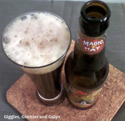 Malt Monday Beer Review of Week:  Magic Hat Seance Saison Beer