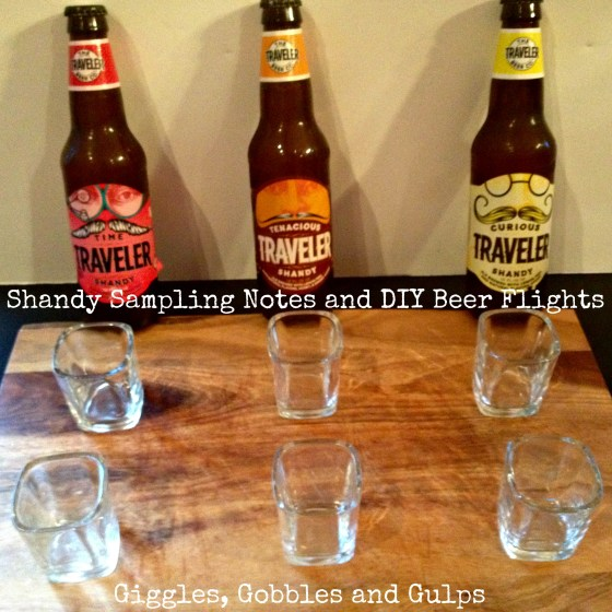 DIY Beer Flights