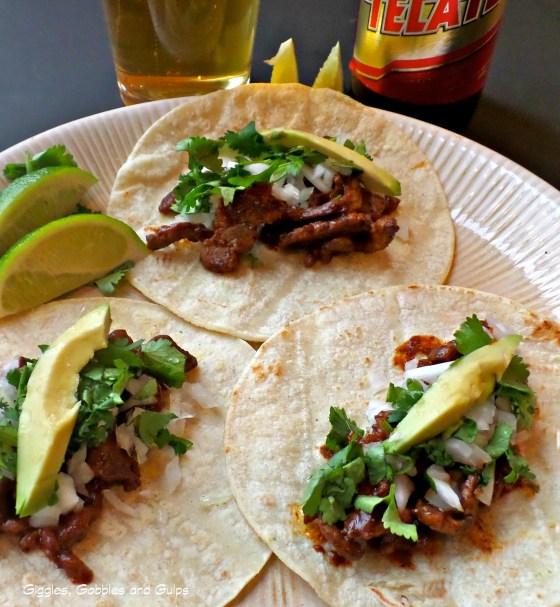 authentic steak enchilada tacos recipe