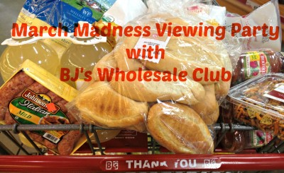 Host a March Madness Viewing Party at Home with BJs Wholesale Club