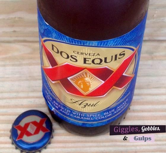 Dos Equis Azul Beer
