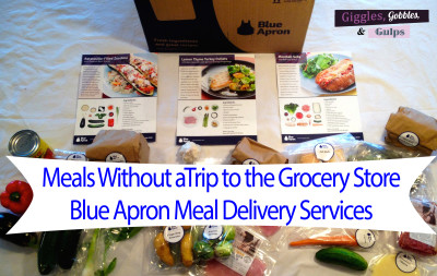 Blue Apron Meals Delivery Service Review