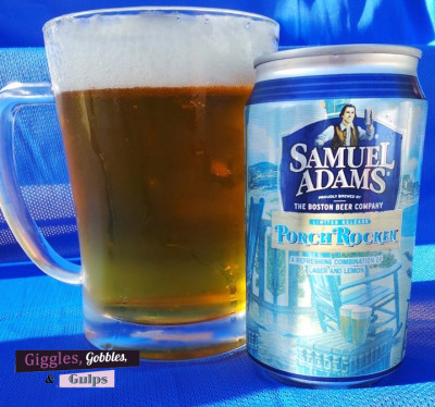 Malt Monday Beer Review of the Week:  Samuel Adams Porch Rocker