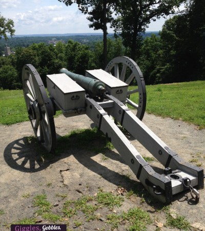 Family Time at Morristown National Historical Park