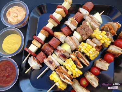 5 Simple Kid-Friendly Lunch on a Stick Ideas