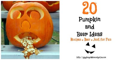 Malt Mondays: 20 Pumpkin and Beer Ideas