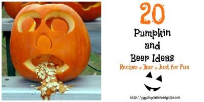 Malt Mondays: 20 Pumpkin and Beer Ideas