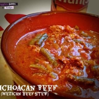 michoacan beef stew