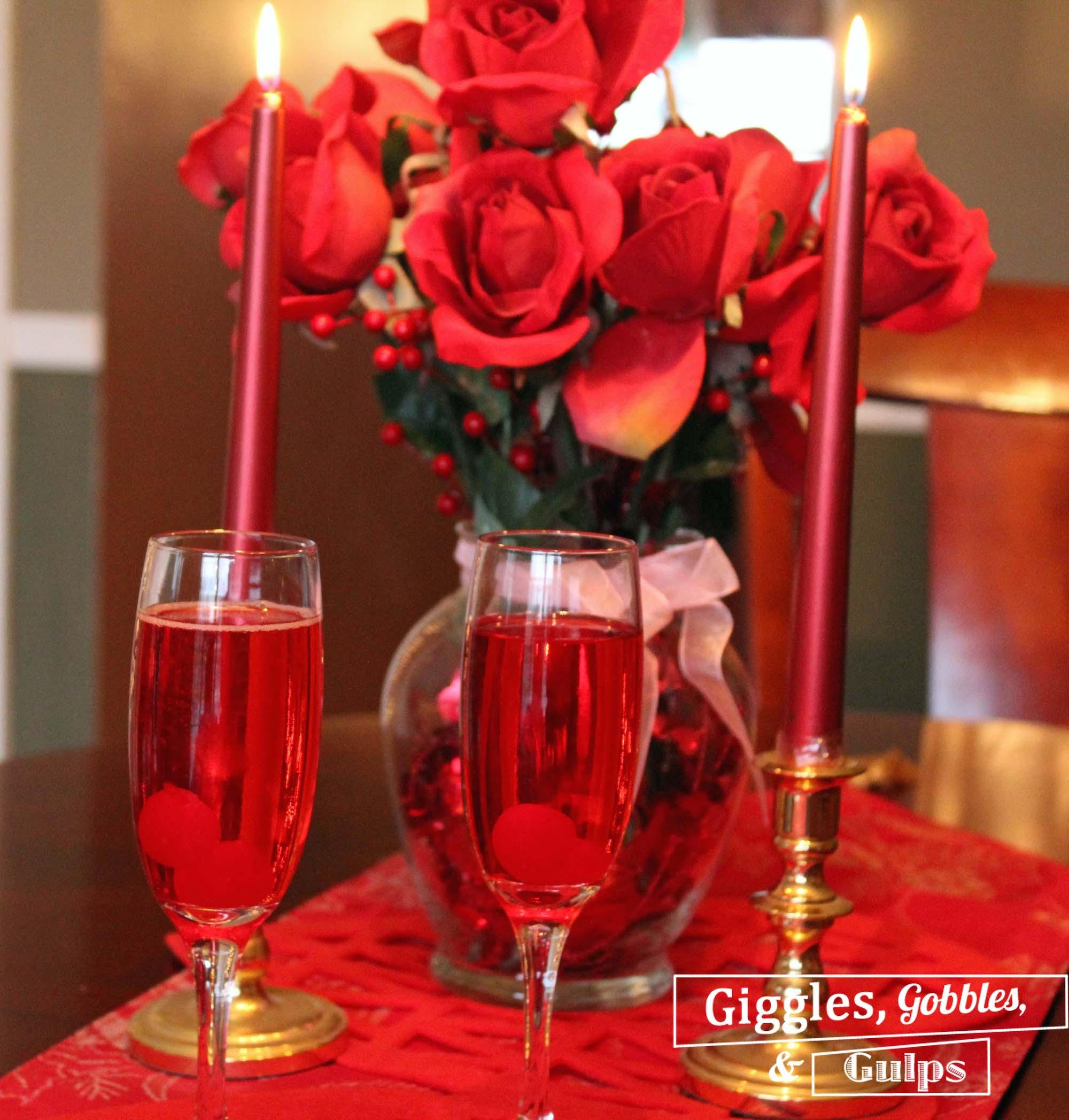 cherry champagne