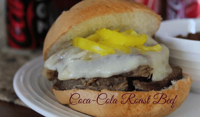 Coca-Cola Roast Beef Sandwiches