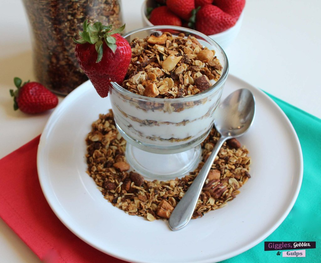 big batch nut granola1