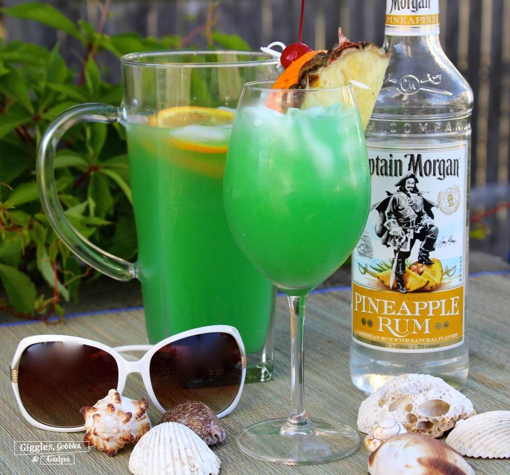 ultimate rum punch recipe