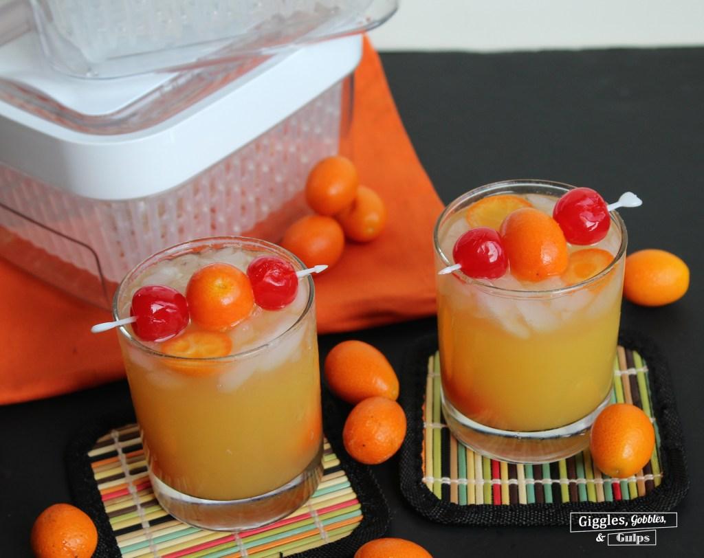 Kumquat Whiskey Sour4