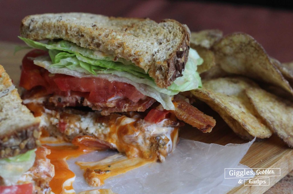 blt buffalo and blue cheese6