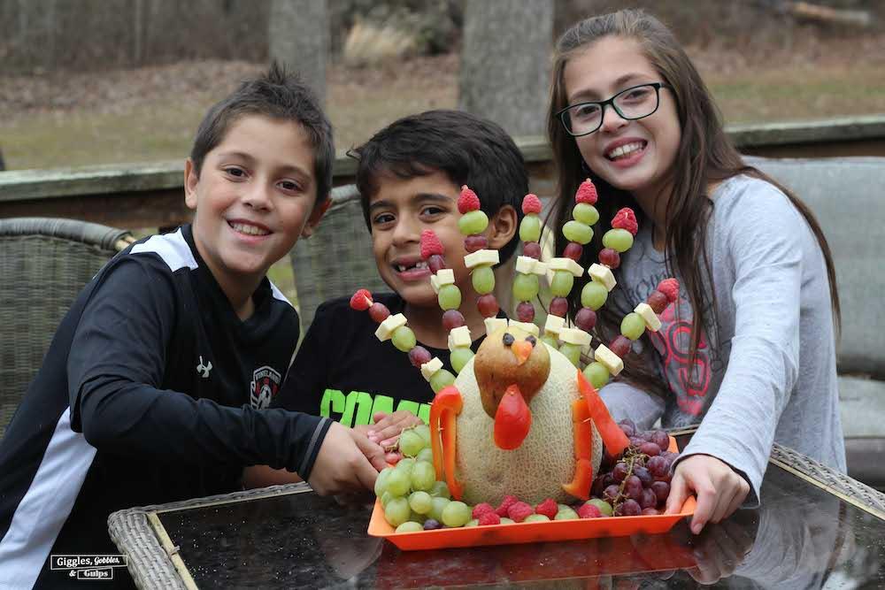 turkey cheese centerpeice2
