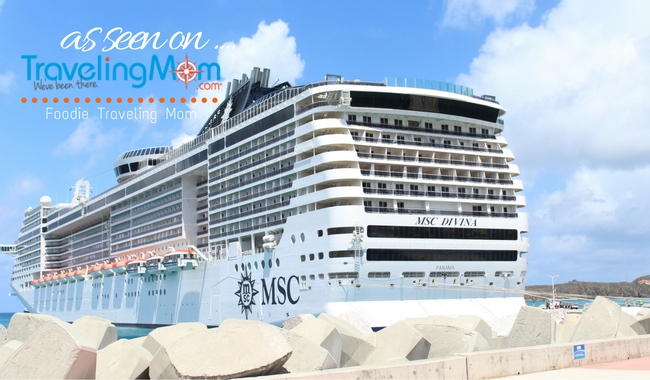 Foodie Traveling Mom   Family Fun Aboard MSC Cruises