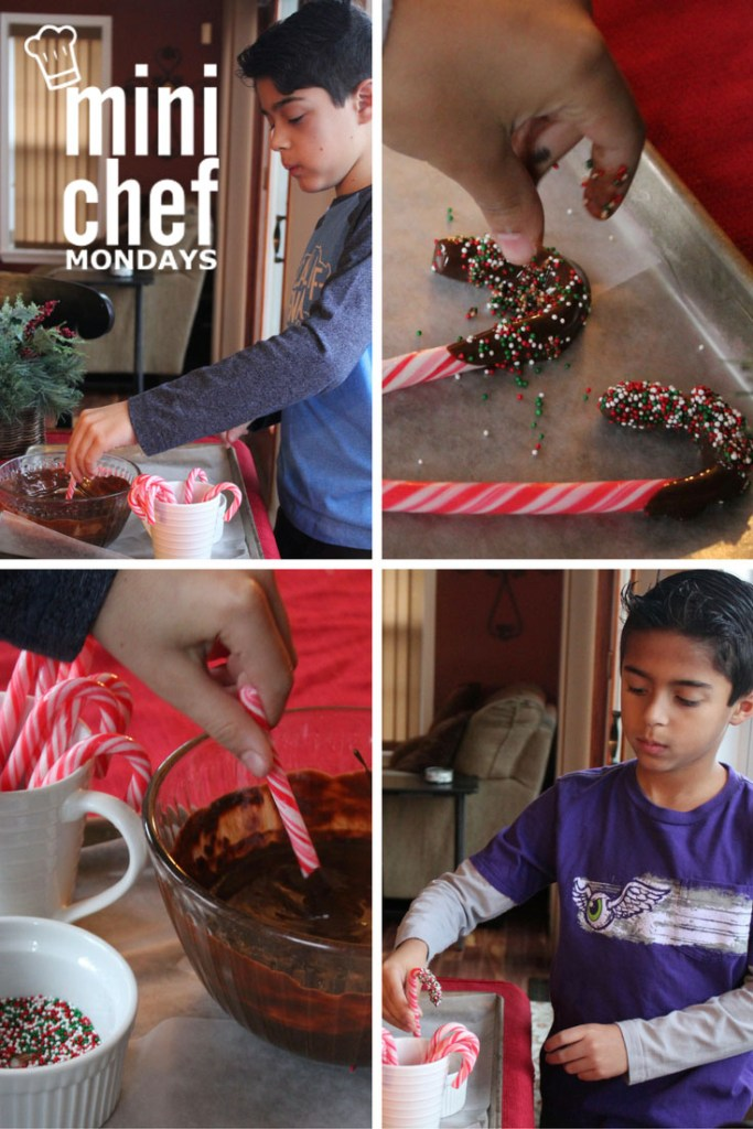 chocolate dipped candy canes 1