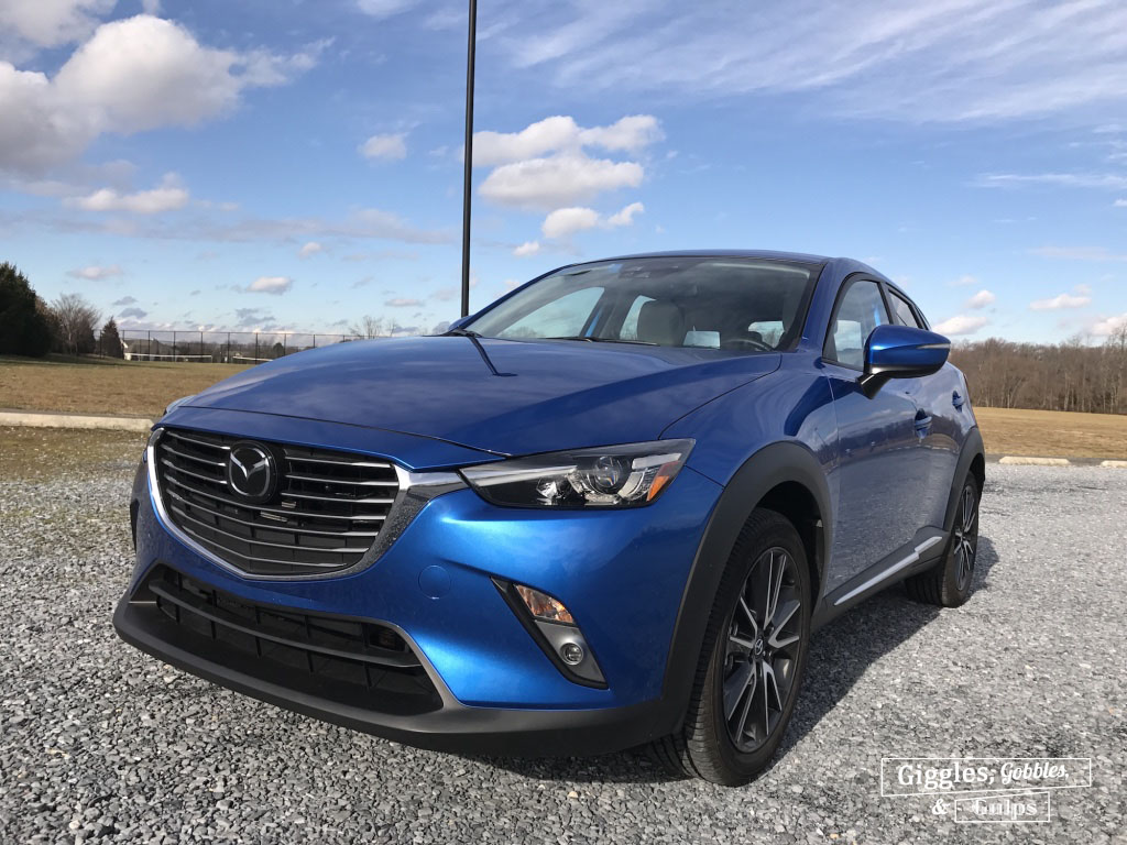 cruising into 2017 with the mazda cx 3 grand touring awd giggles gobbles and gulps. Black Bedroom Furniture Sets. Home Design Ideas