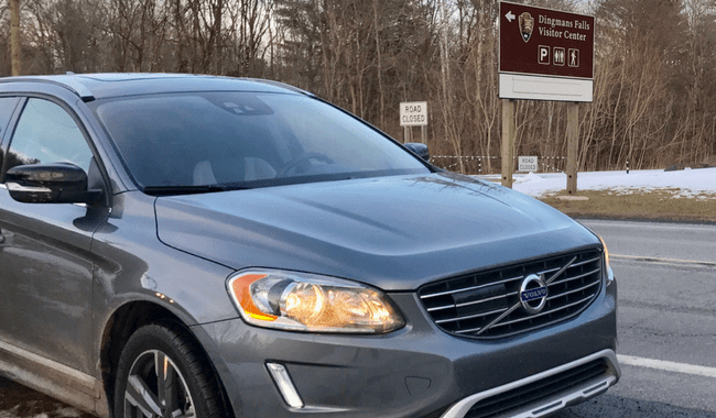 Annual Poconos Getaway and the Volvo XC60 T6
