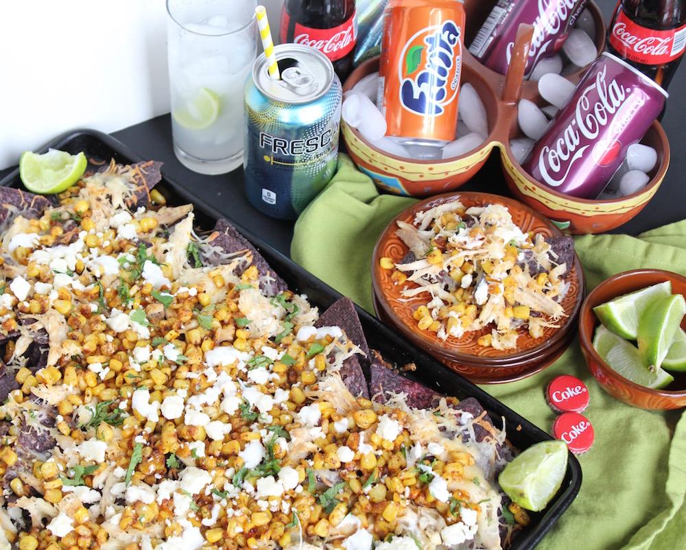mexican street corn nachos-1
