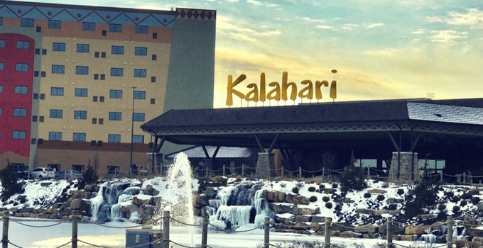Poconos Kalahari: African Queen Suite, Dining Options & More