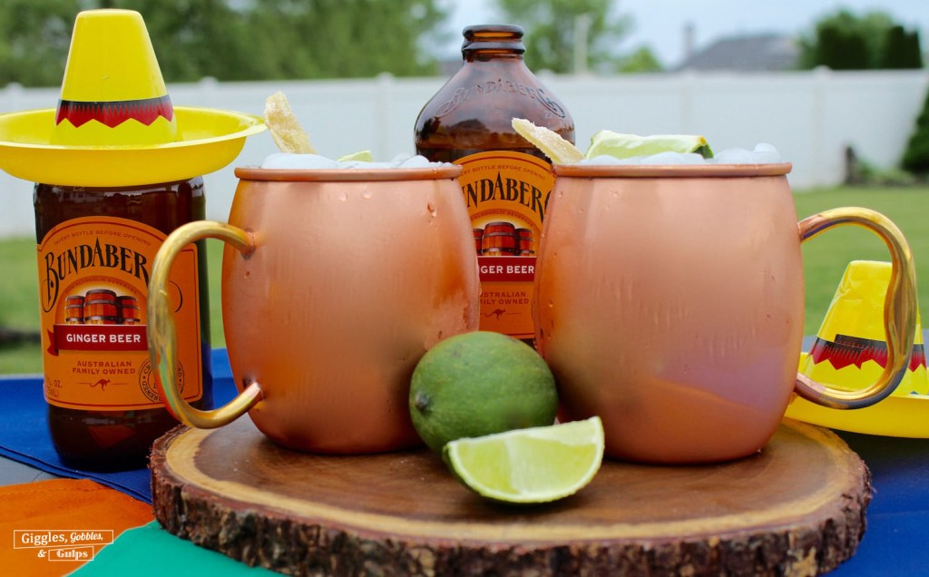 Make your Mule a Mexican Mule