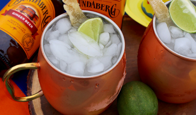 Mexican Mule – A Cinco de Mayo Cocktail