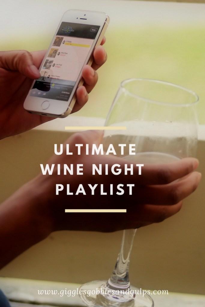 wine night playlist