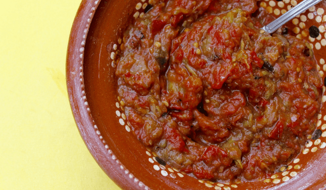 Fire Roasted Salsa from Flora Farms