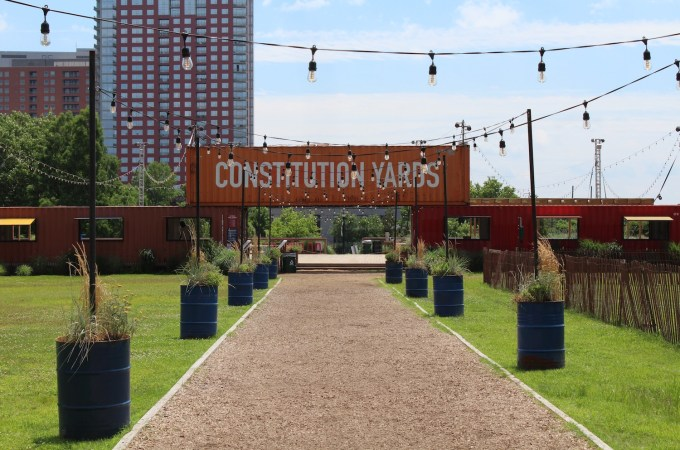 Cross Constitution Yards Off Your Summer Bucket List