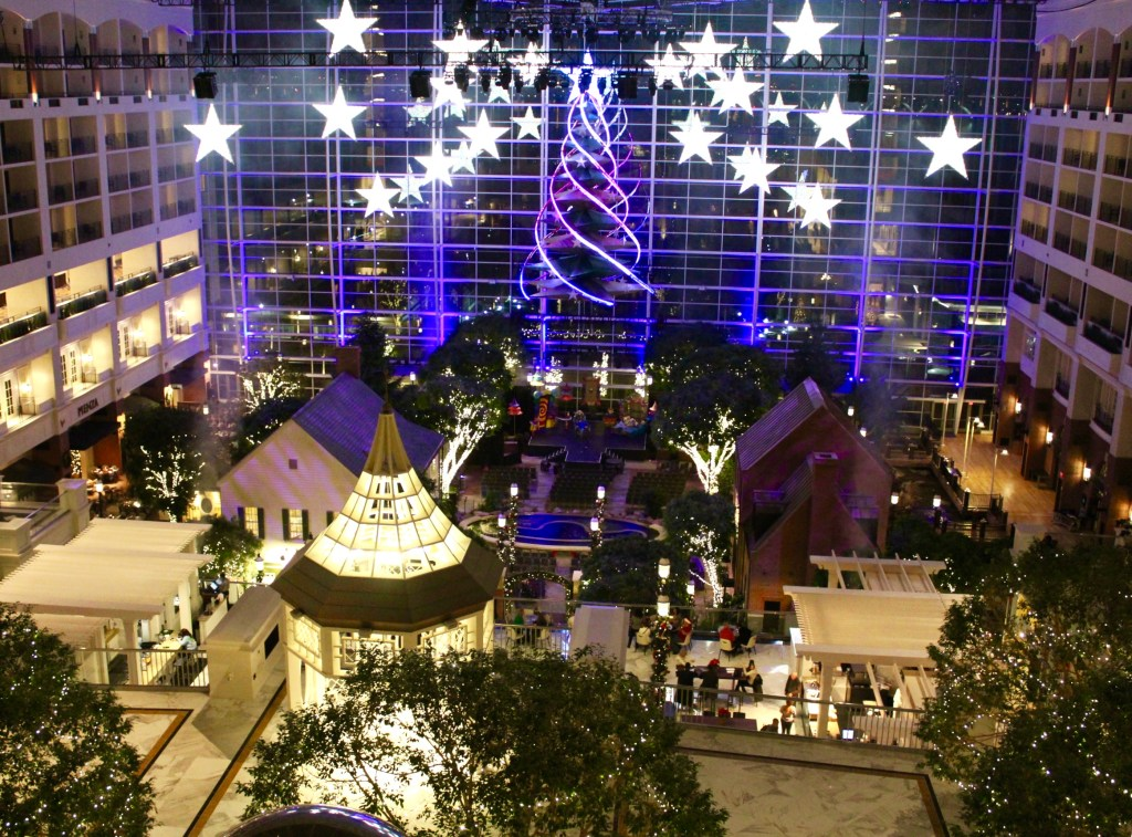 Gaylord National Harbor ICE