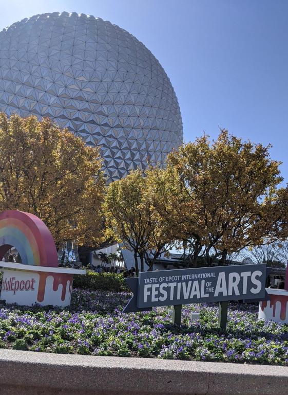 Taste of Epcot Festival of the Arts