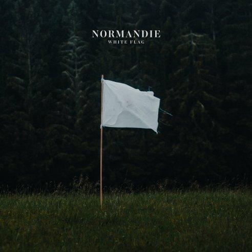 Normandie White Flag